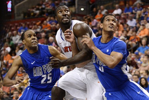 Patric Young, Kyle Green, Kamryn Williams,