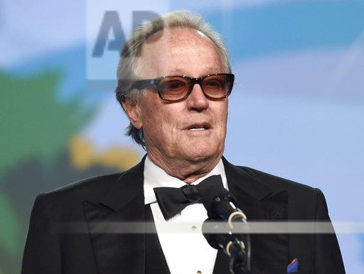 Peter Fonda-Barron Tweet