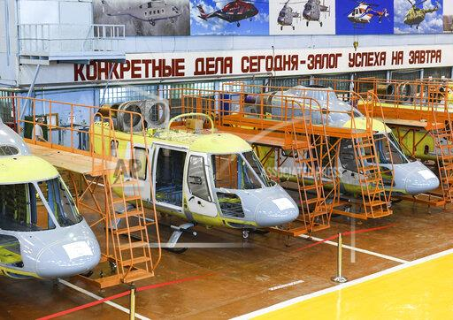 Russia Helicopter Plant