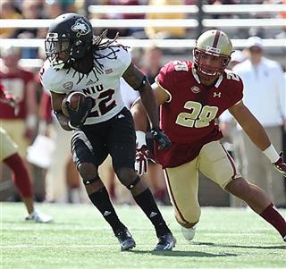 Northern Illinois Boston College Football