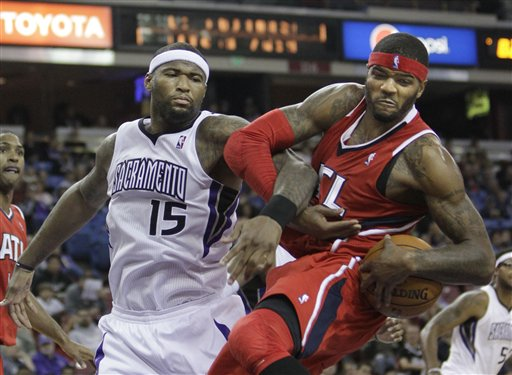 DeMarcus Cousins, Josh Smith