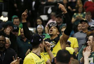 P12 Oregon Utah Basketball
