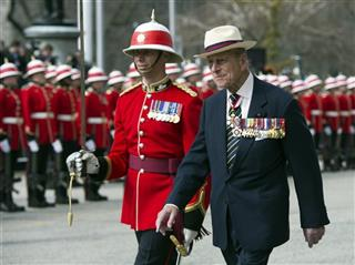 HRH Prince Philip