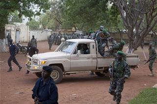 Mali Prime Minister Arrested