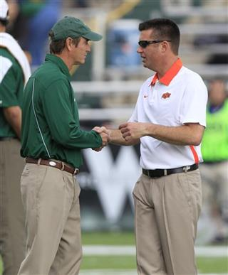 Mike Gundy,  Art Briles