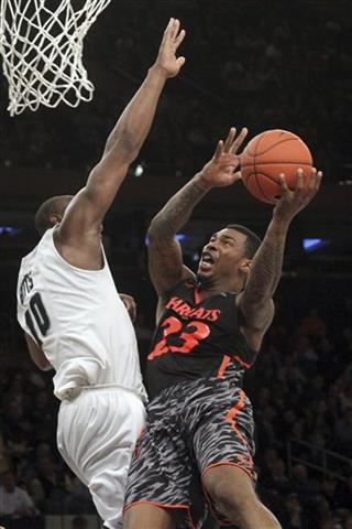 Sean Kilpatrick, Kadeem Batts