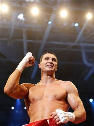 Germany Boxing Klitschko Pianeta