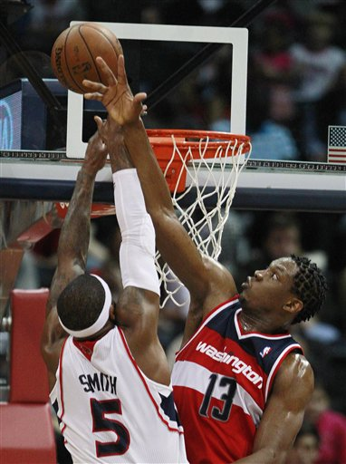 Josh Smith, Kevin Seraphin