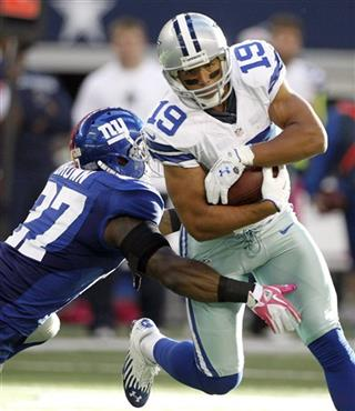 Stevie Brown, Miles Austin