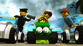 Game Review-Lego City Undercover