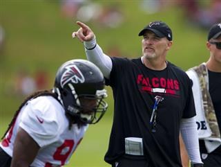 Falcons Roster Decisions Football