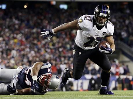 Ray Rice, Dont&#039;a Hightower