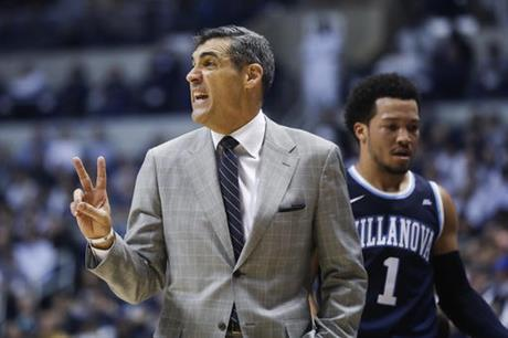 Jay Wright, Jalen Brunson