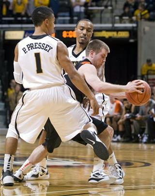 Phil Pressey, Matt Pressey, Keiton Page