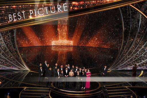 92nd Academy Awards - Show