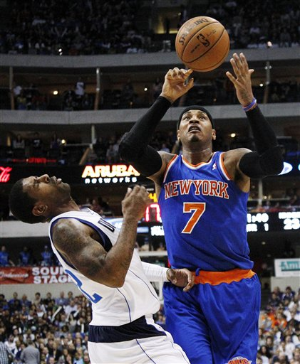 Carmelo Anthony, O.J. Mayo