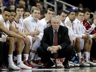 NCAA Wisconsin Mississippi Basketball