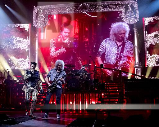 Queen and Adam Lambert in Concert - Mansfield, MA