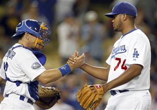 Kenley Jansen, Matt Treanor