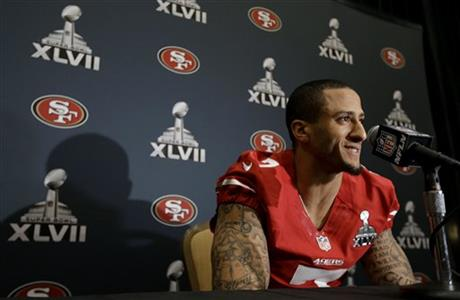 Colin Kaepernick