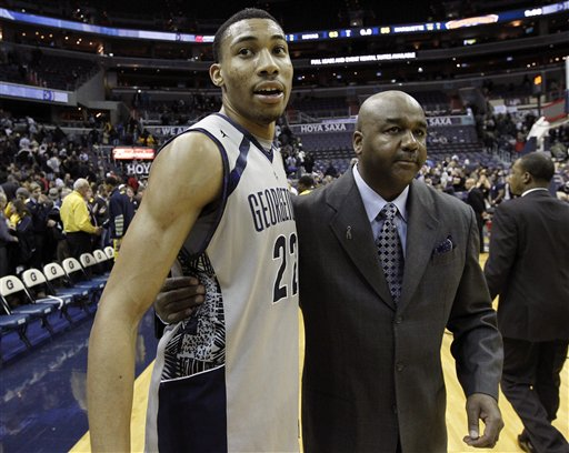 Otto Porter Jr., John Thompson III