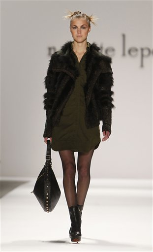 Fashion Nanette Lepore Fall 2013