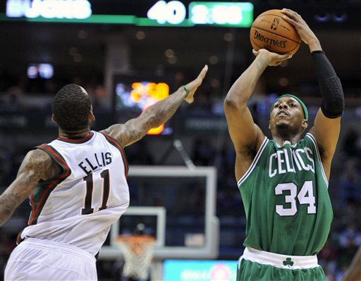 Monta Ellis, Paul Pierce