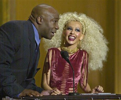 Christina Aguilera, Michael Clarke Duncan