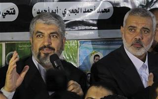 Khaled Mashaal, Ismail Haniyeh