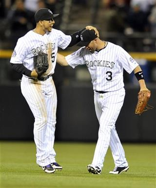 Michael Cuddyer, Carlos Gonzalez