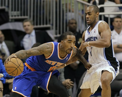 J.R. Smith, Arron Afflalo