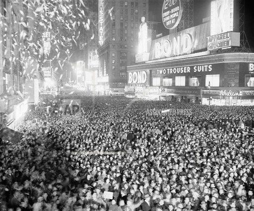 Watchf AP A  NY USA APHS390623 New Years in Times Square