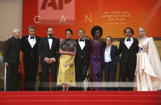 France Cannes 2019 The Dead Don't Die Red Carpet