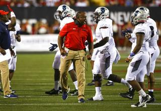Howard UNLV Football