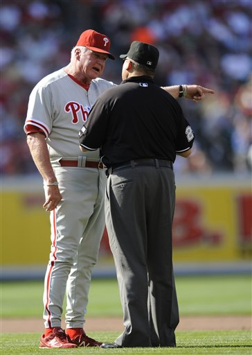 Charlie Manuel, Fieldin Culbreth