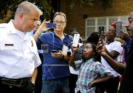 St. Louis Police Chief