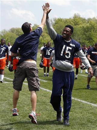 Mike Corbo, Brandon Marshall