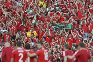 Soccer Euro 2016 Wales Northern ireland