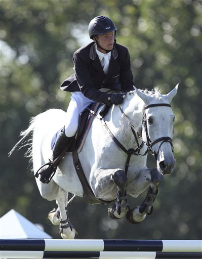 Equestrian - 2012 Longines Royal International Horse Show - Day Six - The All England Jumping Course - Hickstead
