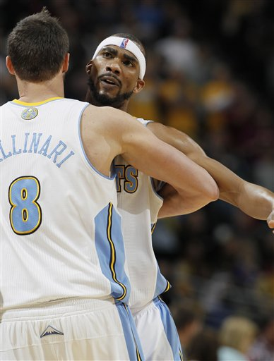Danilo Gallinari, Corey Brewer