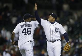 Jose Valverde, Miguel Cabrera