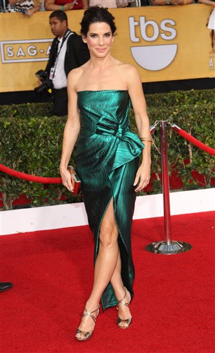 inVision Paul A. Hebert/Invision/AP A ENT CPAENT CA USA INVL 20th Annual SAG Awards - Arrivals