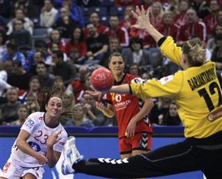 Serbia European Women&#039;s Handball