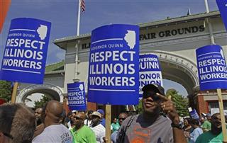 Illinois Closer Look State Workers