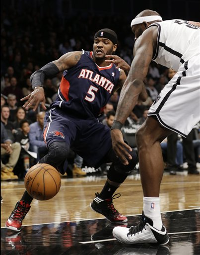 Josh Smith, Reggie Evans