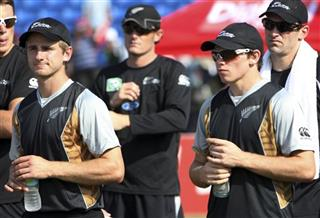 Kane Williamson, Tom Latham