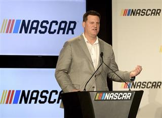 NASCAR New Format Auto Racing