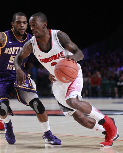 Russ Smith, Anthony James