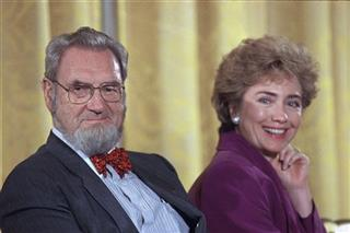 C. Everett Koop, Hillary Rodham Clinton