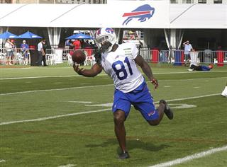 Bills Boldin Football